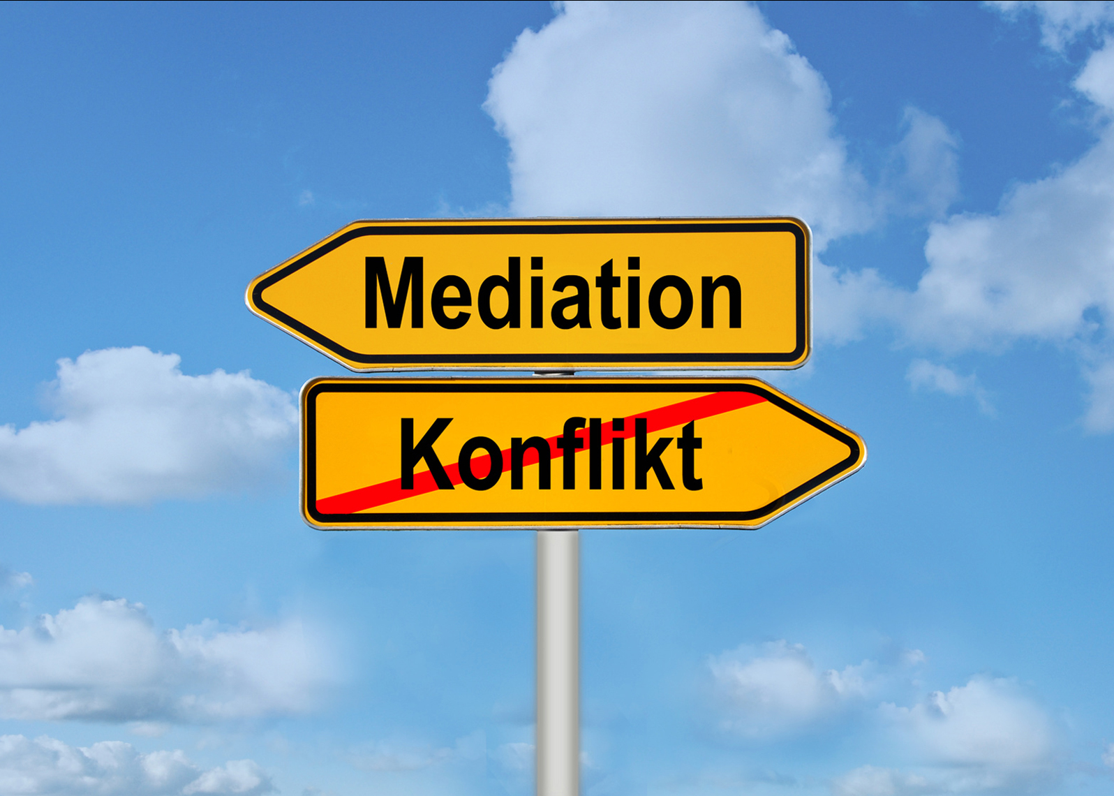 Mediation Konflikt