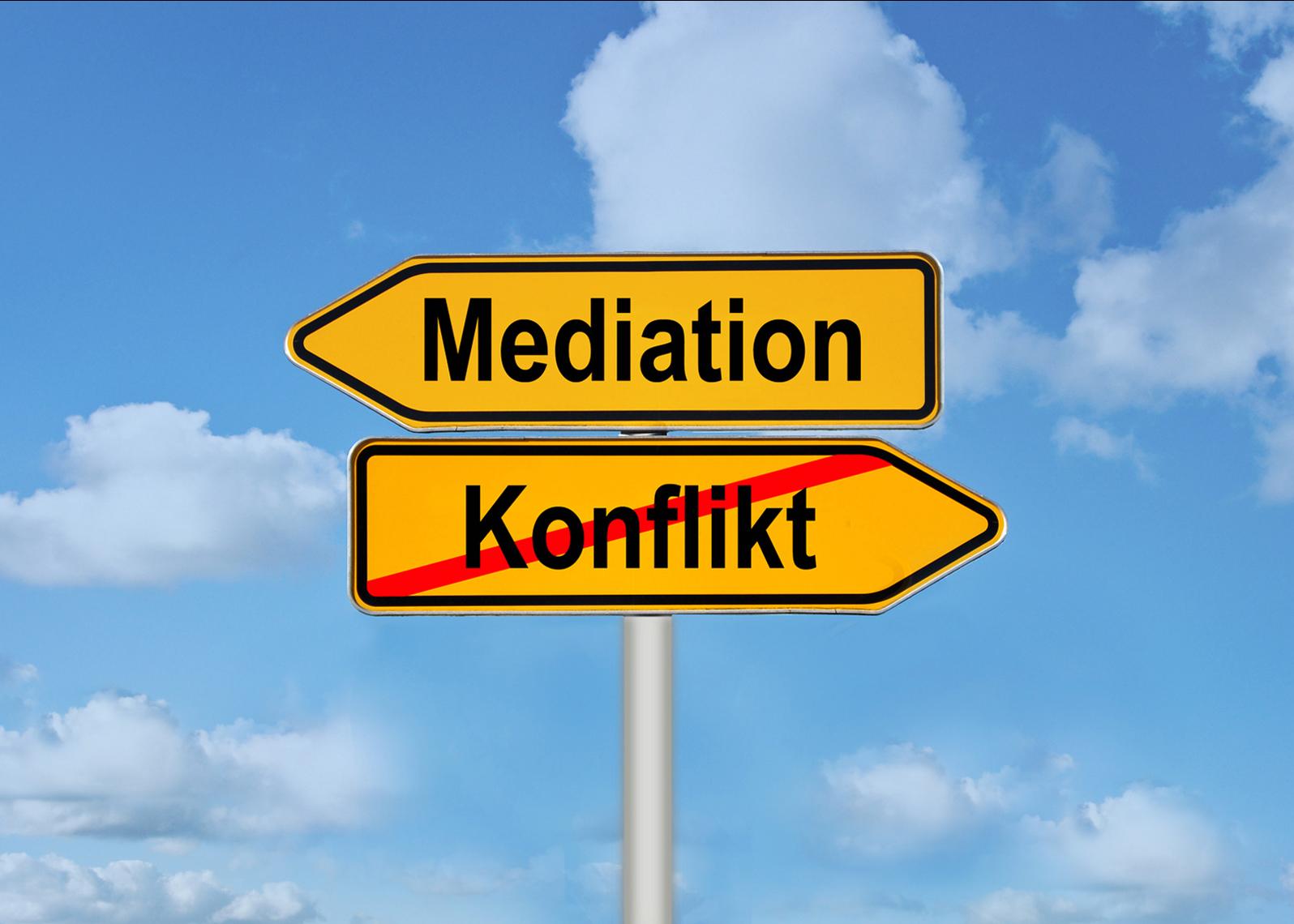 Mediation Konflikt